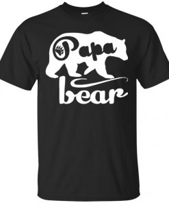 Papa Bear Classic T-Shirt Amazon Best Seller