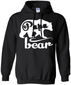 Papa Bear Hoodie Amazon Best Seller