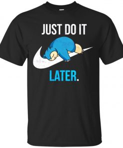 Pokemon Nike Just Do It later Classic T-Shirt Amazon Best Seller