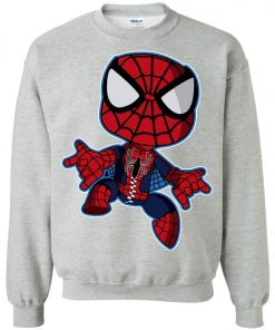 Spiderman Chibi Sweatshirt