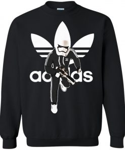 Star Wars Stormtrooper Adidas Sweatshirt Amazon Best Seller