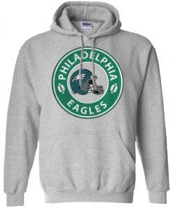 Starbucks Coffee Philadelphia Eagles Hoodie