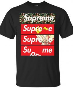 Supreme Dragon Ball Classic T-Shirt Amazon Best Seller