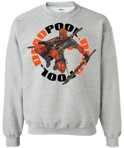Sword Deadpool Sweatshirt Amazon Best Seller