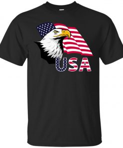 4th of July Eagle Flag Classic T-Shirt amazon best seller