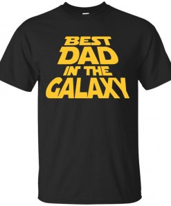 Best Dad In The Galaxy Starwar Classic T-Shirt amazon best seller