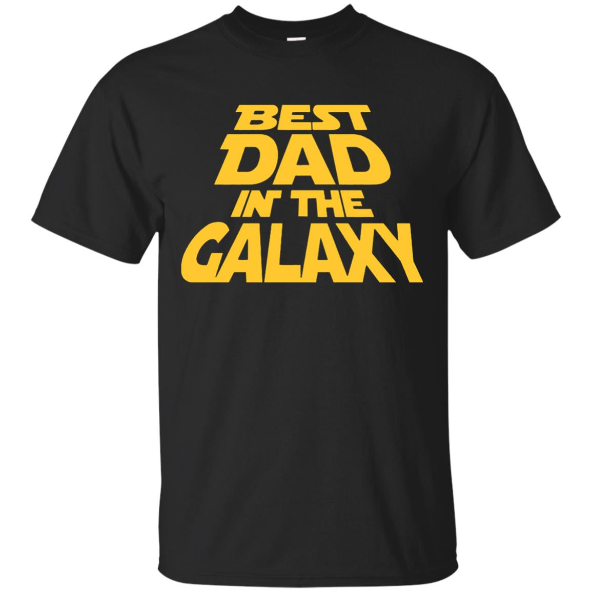 596dac57 Best Dad In The Galaxy Starwar Classic T-Shirt amazon best seller