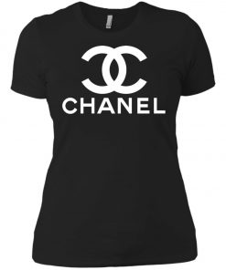 Chanel Logo Women's T-Shirt amazon best seller