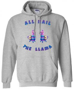 Fortnite All Hall The Llama Hoodie amazon best seller