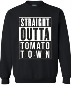 Fortnite Battle Royale - Straight Outta Tomato Town Sweatshirt amazon best seller