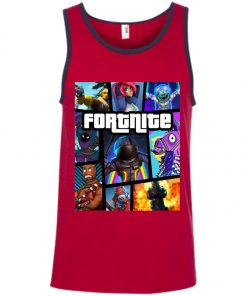 Fortnite GTA Tank Top