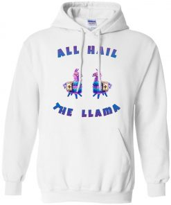 Fortnite All Hall The Llama Hoodie