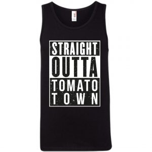 Fortnite Battle Royale - Straight Outta Tomato Town Tank Top amazon best seller