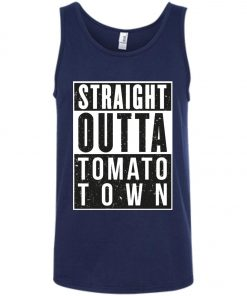 Fortnite Battle Royale - Straight Outta Tomato Town Tank Top