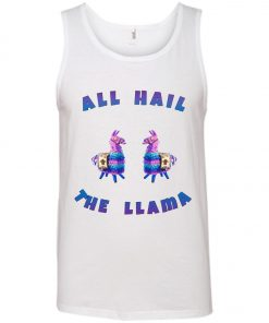 Fortnite All Hall The Llama Tank Top
