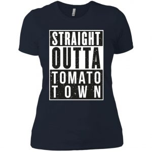 Fortnite Battle Royale - Straight Outta Tomato Town Women's T-Shirt