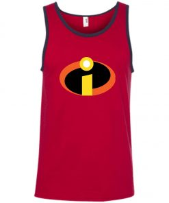 The Incredibles Logo Tank Top