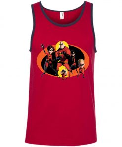 The Incredibles 2 2018 Tank Top