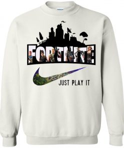 Nike Fortnite Just Play It Sweatshirt
