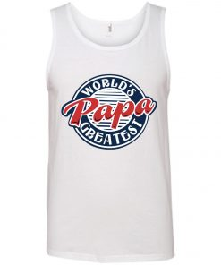 World's Greatest Papa Tank Top