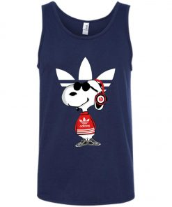 Adidas Snoopy Dog Tank Top