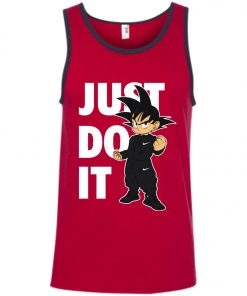 Nike Just Do It Goku Tank Top