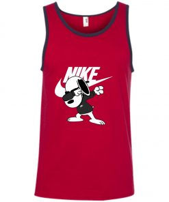 Nike Snoopyy Dog Dabbing Tank Top