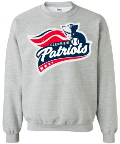 Patriots Glenview Primary Sweatshirt amazon best seller