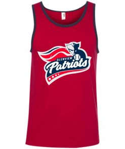 Patriots Glenview Primary Tank Top