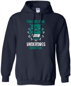 Philadelphia Underdogs Bring It On Hoodie