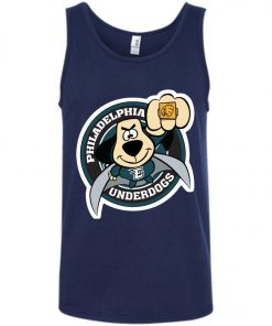 Philadelphia Underdogs Rings Tank Top