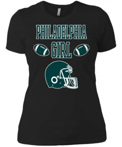 Philadelphia Girl Women's T-Shirt