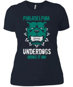 Philadelphia Underdogs Bring It On Women's T-Shirt