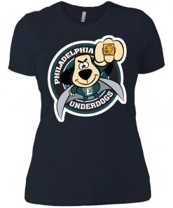 Philadelphia Underdogs Rings Women's T-Shirt