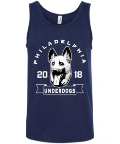 Philadelphia Underdogs Tank Top