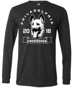 Philadelphia Underdogs Long Sleeve
