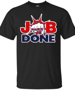 Patriots New England Job Done Classic T-Shirt