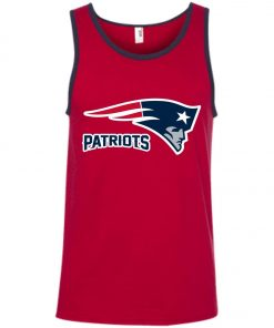 Patriots New England Football Logo Tank Top