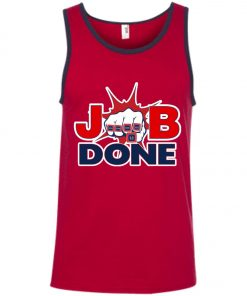 Patriots New England Job Done Tank Top
