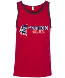 Patriots New England Militia Tank Top