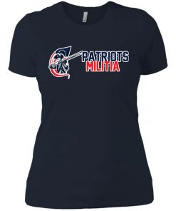 Patriots New England Militia Women's T-Shirt