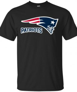 Patriots New England Football Logo Classic T-Shirt