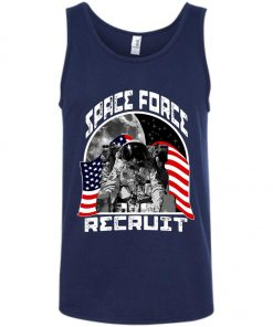 Space Force Recruit Tank Top
