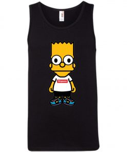 Uploaded ToBart Simpson Nike Sneaker Tank Top amazon best seller