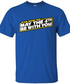 Star Wars Day May The 4th Be With You Classic T-Shirt