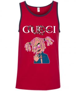 Gucci Gang Lil Pump Tank Top