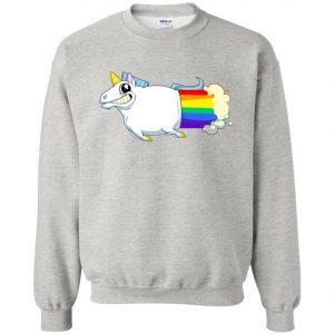 Unicorn Farts Rainbowl Sweatshirt
