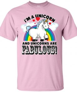 Unicorn Are Fabulous Classic T-Shirt