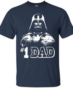 Rogue One Darth Vader #1 Dad Classic T-Shirt
