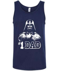 Rogue One Darth Vader #1 Dad Tank Top